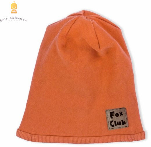 CZAPKA FOX CLUB Dwuwarstwowa NICOL
