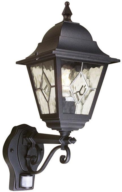 Kinkiet zewnętrzny z czujnikiem ruchu Norfolk NR1/PIR Elstead Lighting