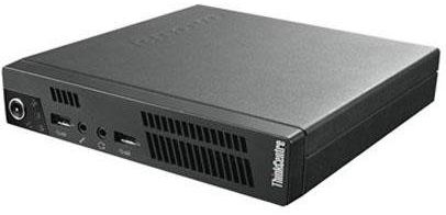 Lenovo ThinkCenter M72e Tiny PC, procesor Intel Pentium 2.5 GHz, RAM 4 GB, HDD 320 GB