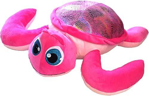 Pluszowe zwierzątko żółw - 80 cm