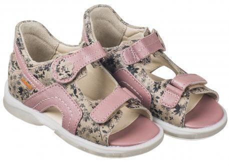 MEMO Szafir 1FD sandały buty profilaktyczne