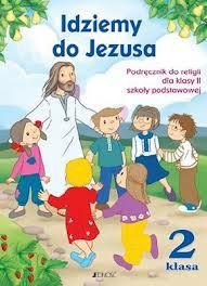 Idziemy do jezusa kl.2-podręcznik+cd