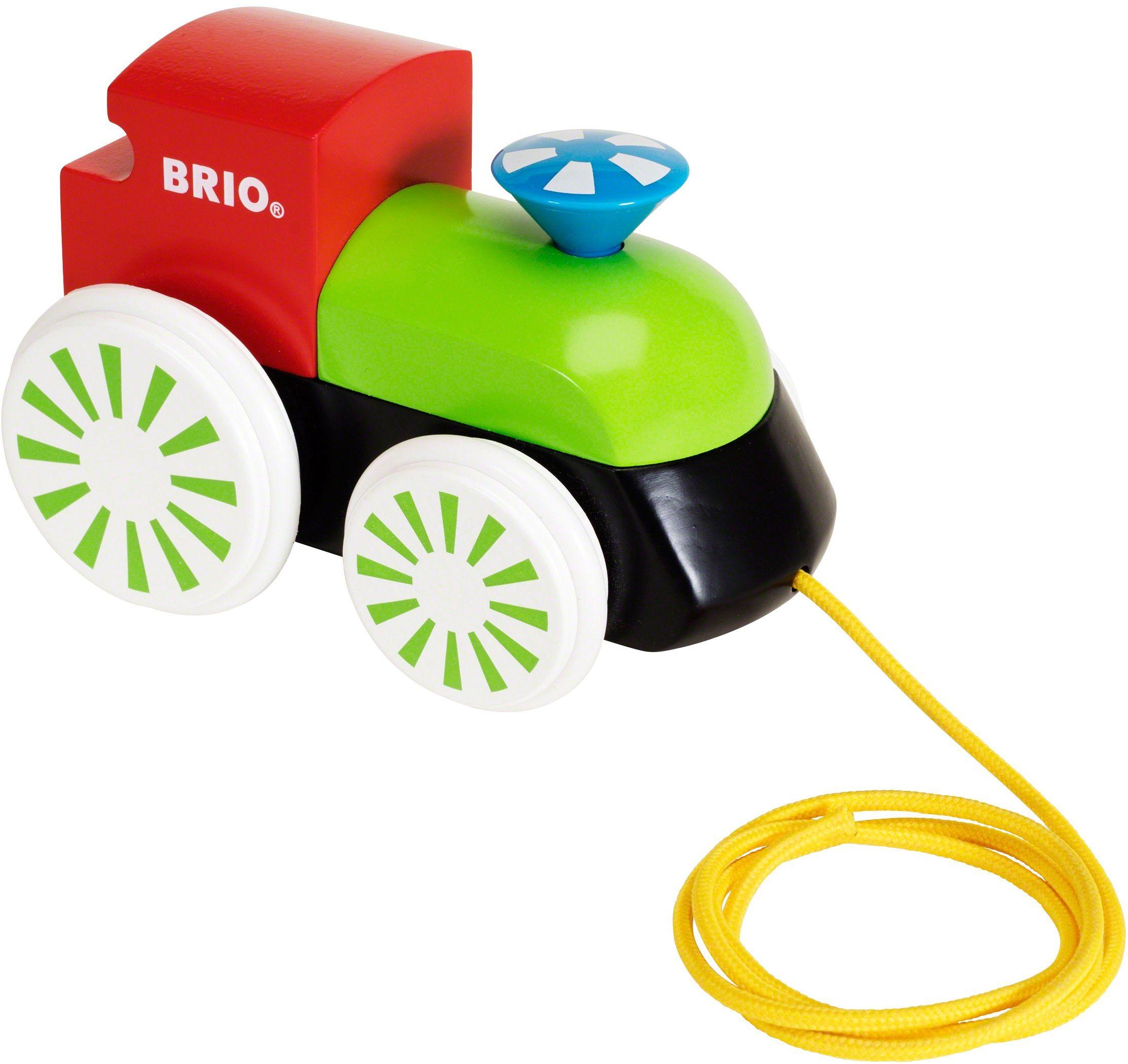 BRIO Niemowlę i maluch - pociągnij wzdłuż silnika