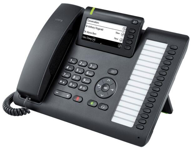 OpenScape Desk Phone CP400 HFA Telefon systemowy IP