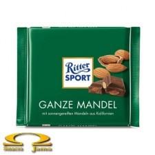 Czekolada Ritter Sport Ganze Mandel 100g