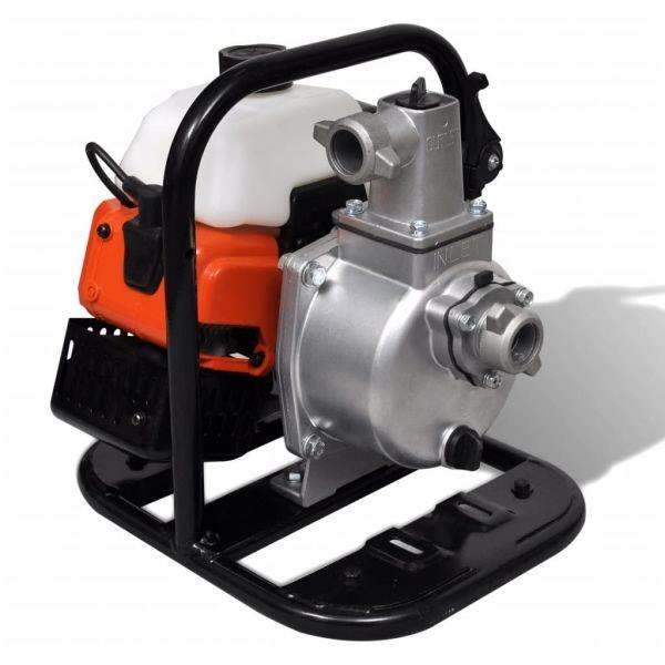 Spalinowa pompa wody, 2 suwowa 1,45 kW 0,95 L
