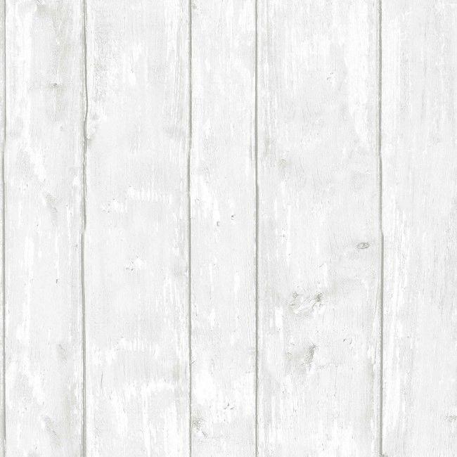 Tapeta winylowa na flizelinie GoodHome Mayet biała