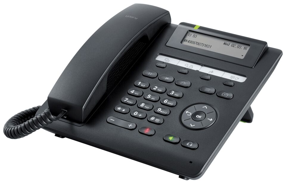 OpenScape Desk Phone CP200 HFA Telefon systemowy IP