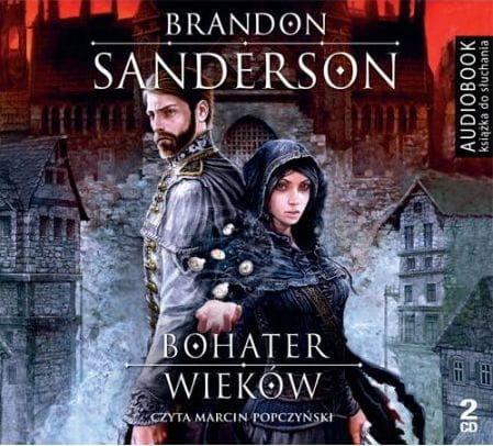 Bohater wieków z mgły zrodzony Tom 3 Brandon Sanderson Audiobook mp3 CD