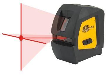 Nivel System CL1 Laser Krzyżowy wersja 2.0 Nowość - Negocjuj Cenę