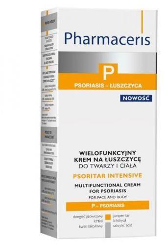 Pharmaceris P Proritar Intensive wielofunkcyjny krem na łuszczycę do twarzy i ciała 50 ml