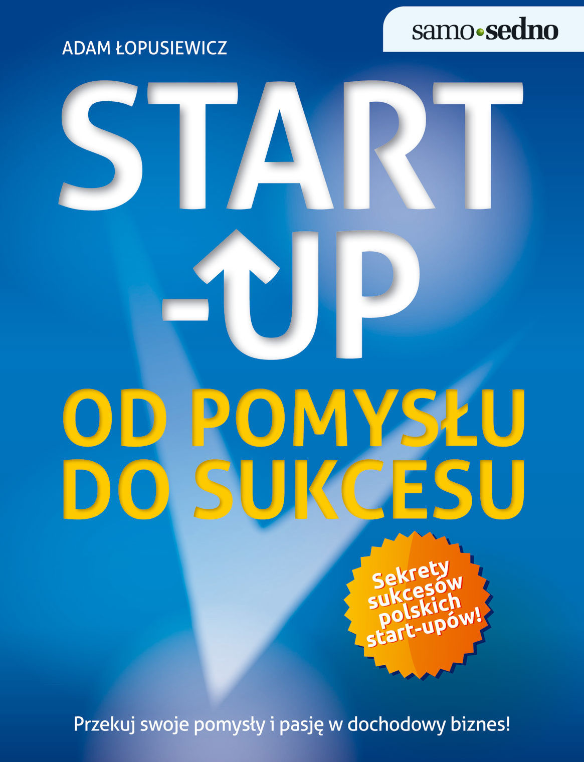 Start-up - Adam Łopusiewicz - ebook