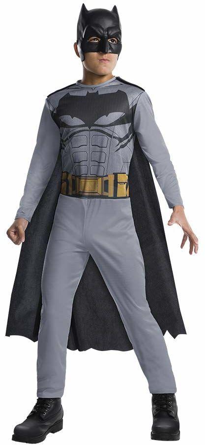 Justice League Movie - Batman Jl Inf, wielokolorowy (Rubies 640166-L)