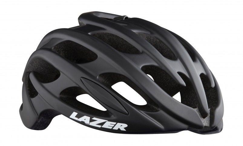 LAZER kask rowerowy szosowy blade+ matte black czarny BLC2197886573 Rozmiar: 52-56,lazer-blade-mat-black