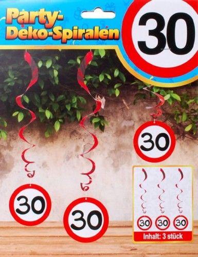 Świderki na 30 urodziny Znak