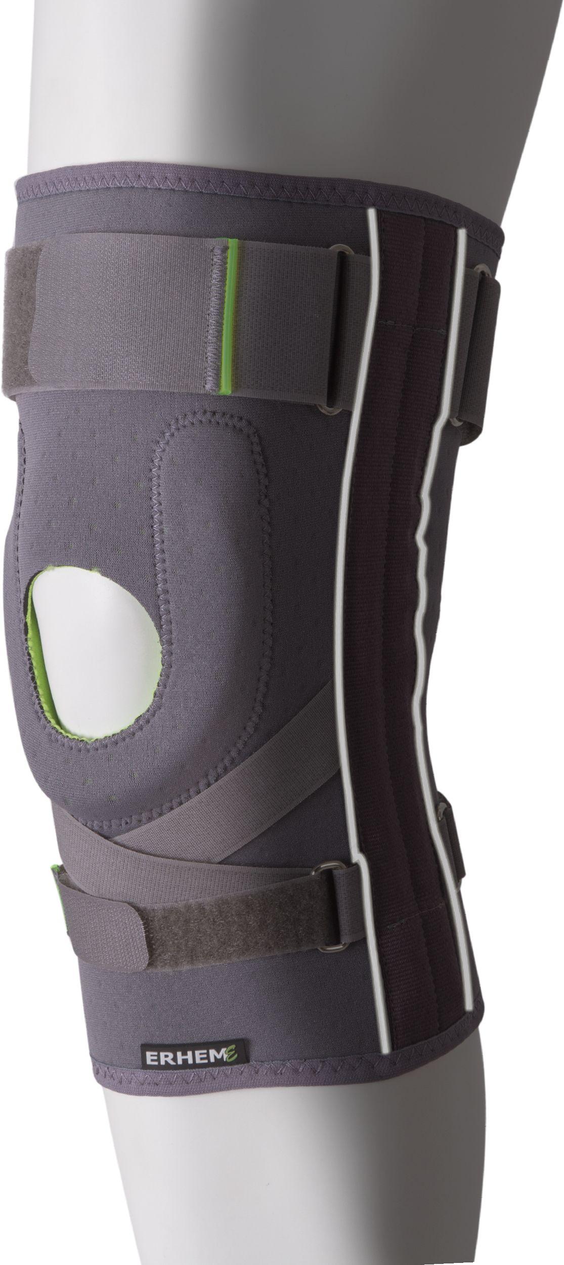 Stabilizator kolana i rzepki + usztywnienia (ERH-35/F)
