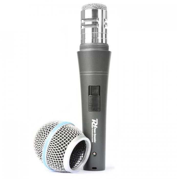 Mikrofon pojemnościowy Power Dynamics PDM660