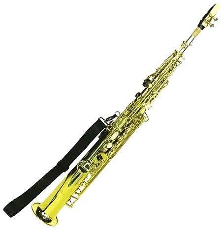 Dimavery SP-10 Bb saksofon sopranowy, gold