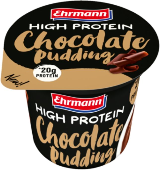 Ehrmann High Protein Pudding 200 g orzech laskowy