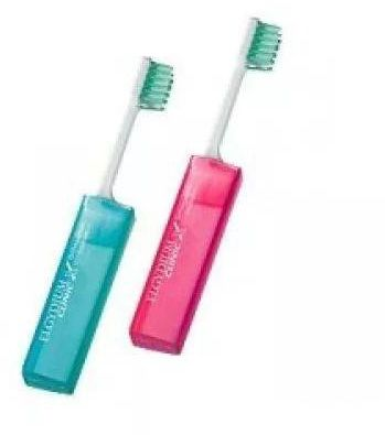 ELGYDIUM CLINIC Orthopocket ortodontyczna szczoteczka do zębów 1 sztuka