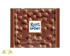 Czekolada Ritter Sport Voll-Nuss 100g