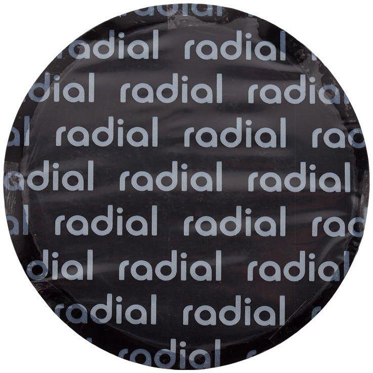 Łatki do opon uniwersalne REDATS RADIAL 79mm - 1 sztuka -  79mm