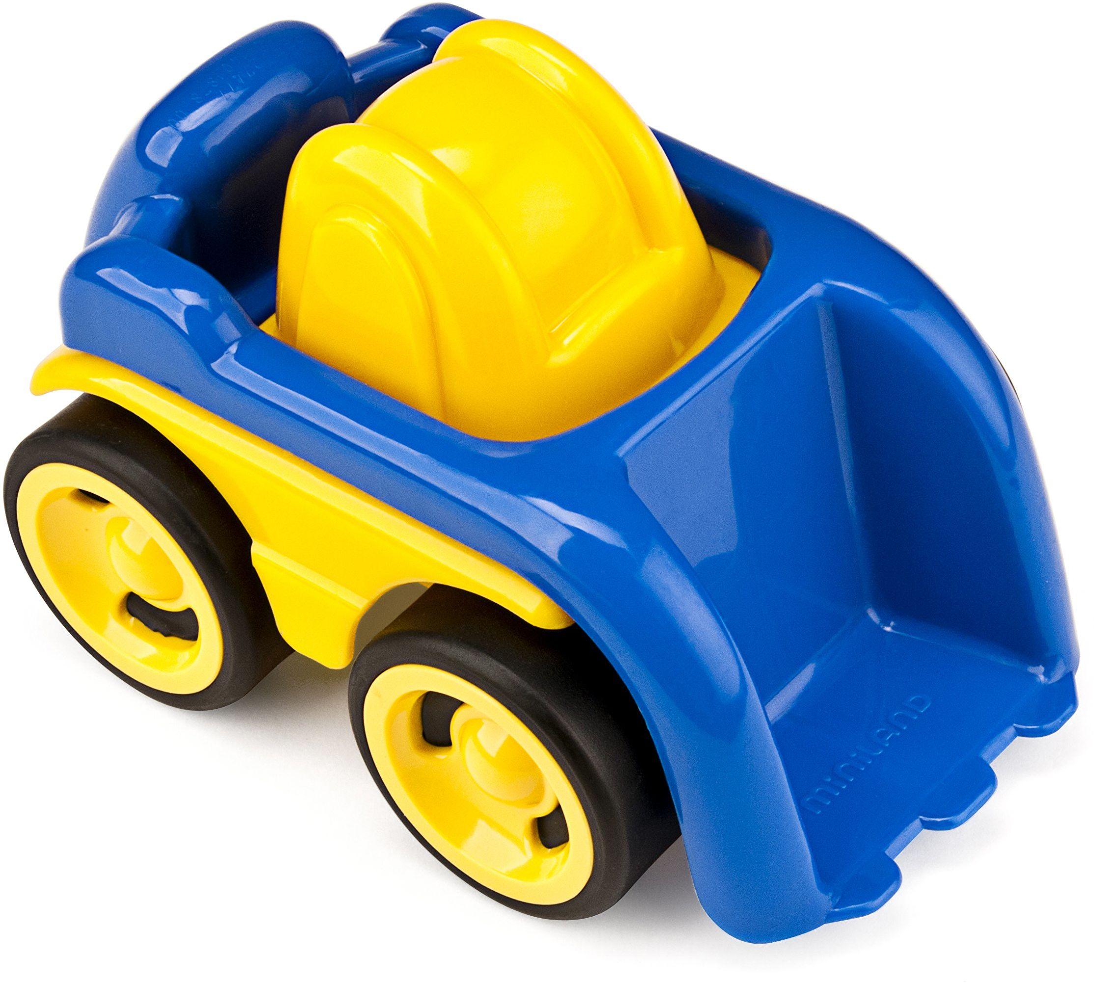Miniland 27467 - Minimobil Dumpy koparka opakowanie pojedyncze