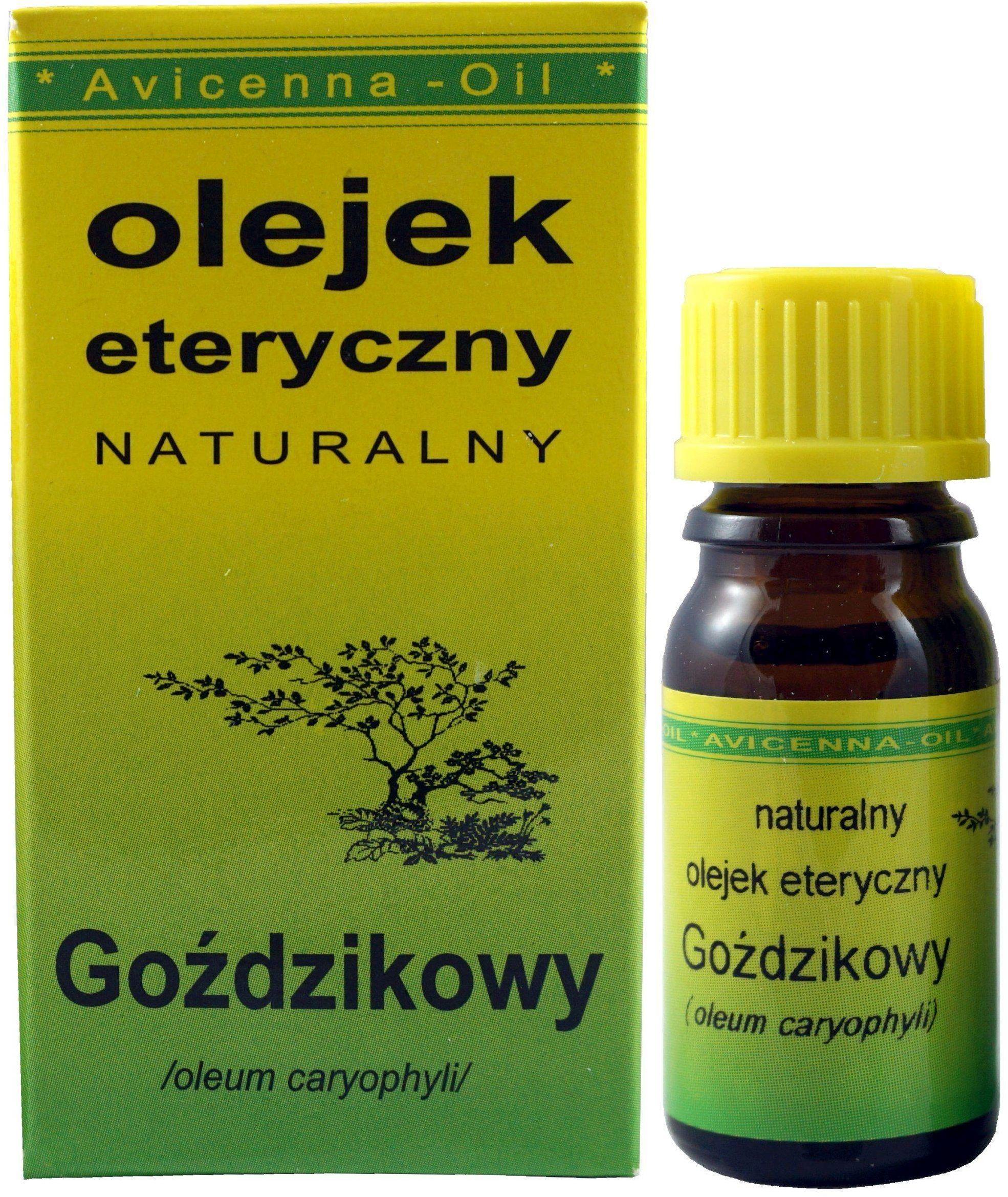 Olejek eteryczny Goździkowy - 7ml - Avicenna Oil