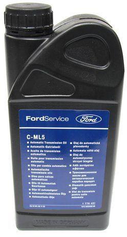 olej układu wspomagania i automatycznej skrzyni biegów Ford C-ML5 1L