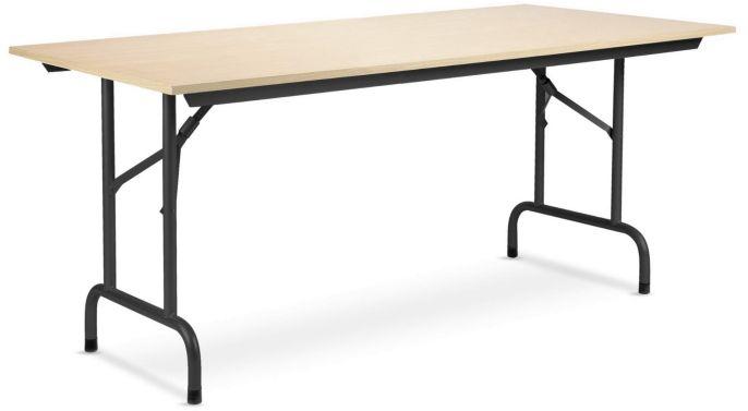 Stół RICO 3 180x80 buk/czarny  Kupuj w Sprawdzonych sklepach