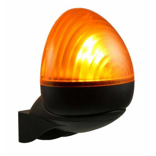 DTM Lampa sygnalizacyjna OLIMP LEDowa 230V z przerywaczem