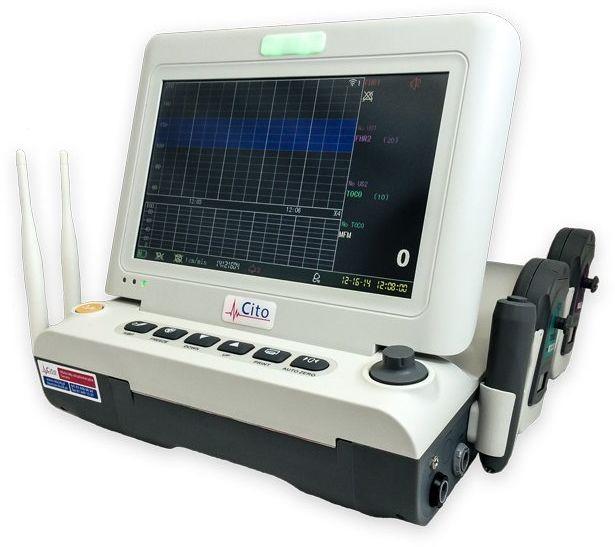 Kardiotokograf - KTG L8ME bezprzewodowe głowice