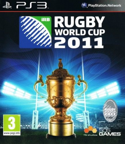 Rugby World Cup 2011 PS 3