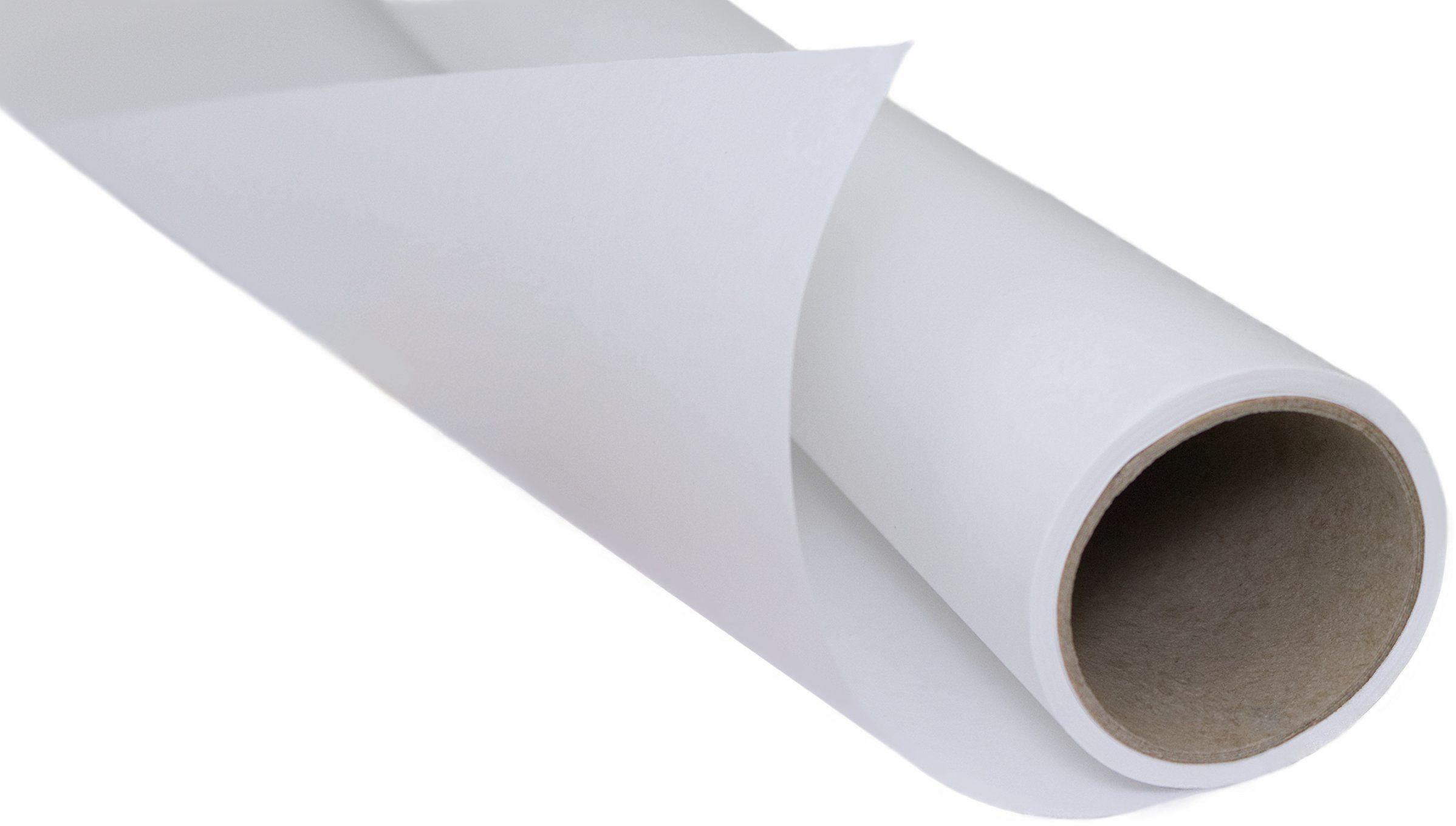 Tüftel-Lise Odporny na rozdarcie papier z wykrojonym wzorem (20 metrów)  łatwe wycinanie wzorów. Uniwersalny papier przezroczysty do szycia, szkicowania, majsterkowania i pakowania