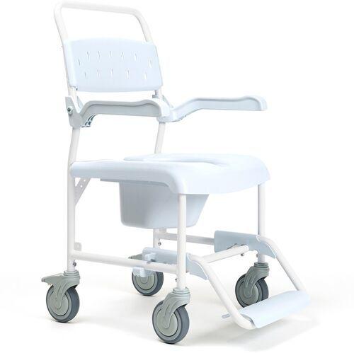 Wózek toaletowo - prysznicowy Pluo Vermeiren - 2 w 1 - antykorozyjny i antypoślizgowy