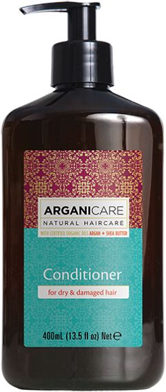 ARGANICARE Conditioner dry&damaged hair 400 ml