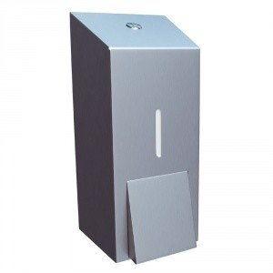 Dozownik do mydła - 800 ml - zamek - Merida - DSM101