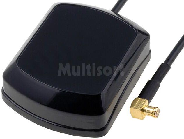 Antena GPS z wtykiem MCX 90  męskim