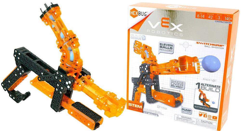 HEXBUG VEX Robotics SwitchGrip Ball Shooter - Zabawka robot