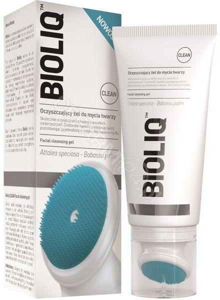 Bioliq Clean Żel oczyszczający do mycia twarzy, 125 ml