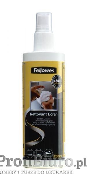 Płyn Fellowes do czyszczenia ekranu - 250 ml