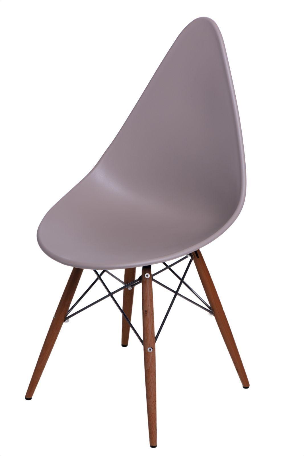 D2 Krzesło Rush DSW szare/dark