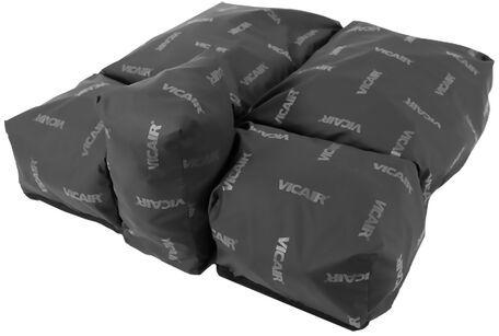 Poduszka przeciwodleżynowa pneumatyczna Pommel Cushion O2 VICAIR  + pokrowiec