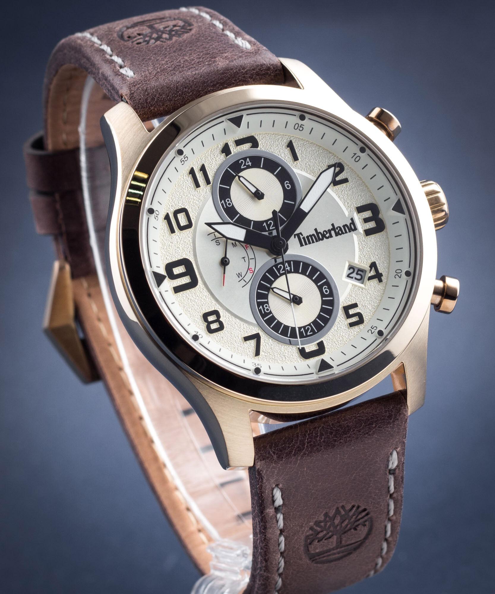 Zegarek męski Timberland Groveton