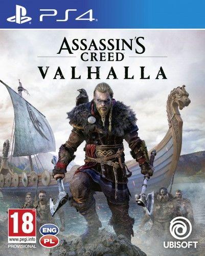 Assassin''s Creed Valhalla PS 4 Używana