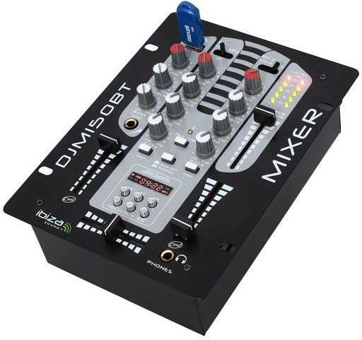 Ibiza Sound Mikser dla DJ''a Ibiza DJM150USB-BT
