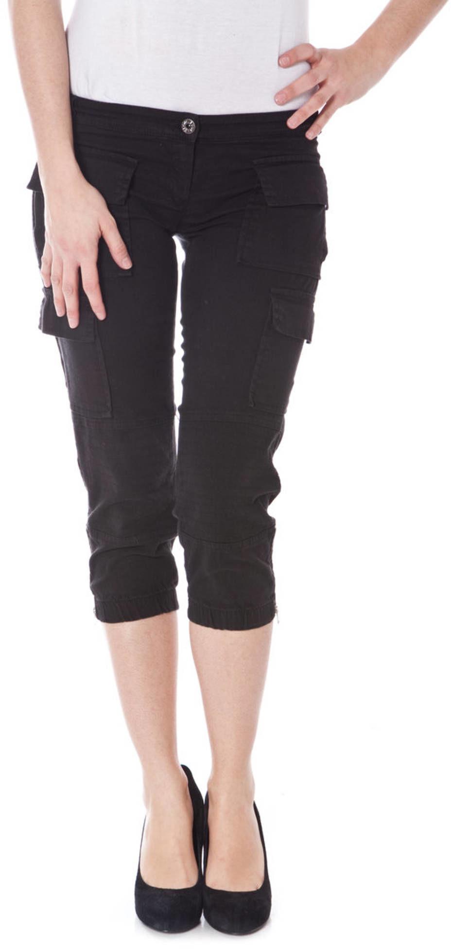 Spodnie Capri DENNY ROSE Damskie