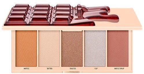 Makeup Revolution Paleta do konturowania Chocolate Waffle