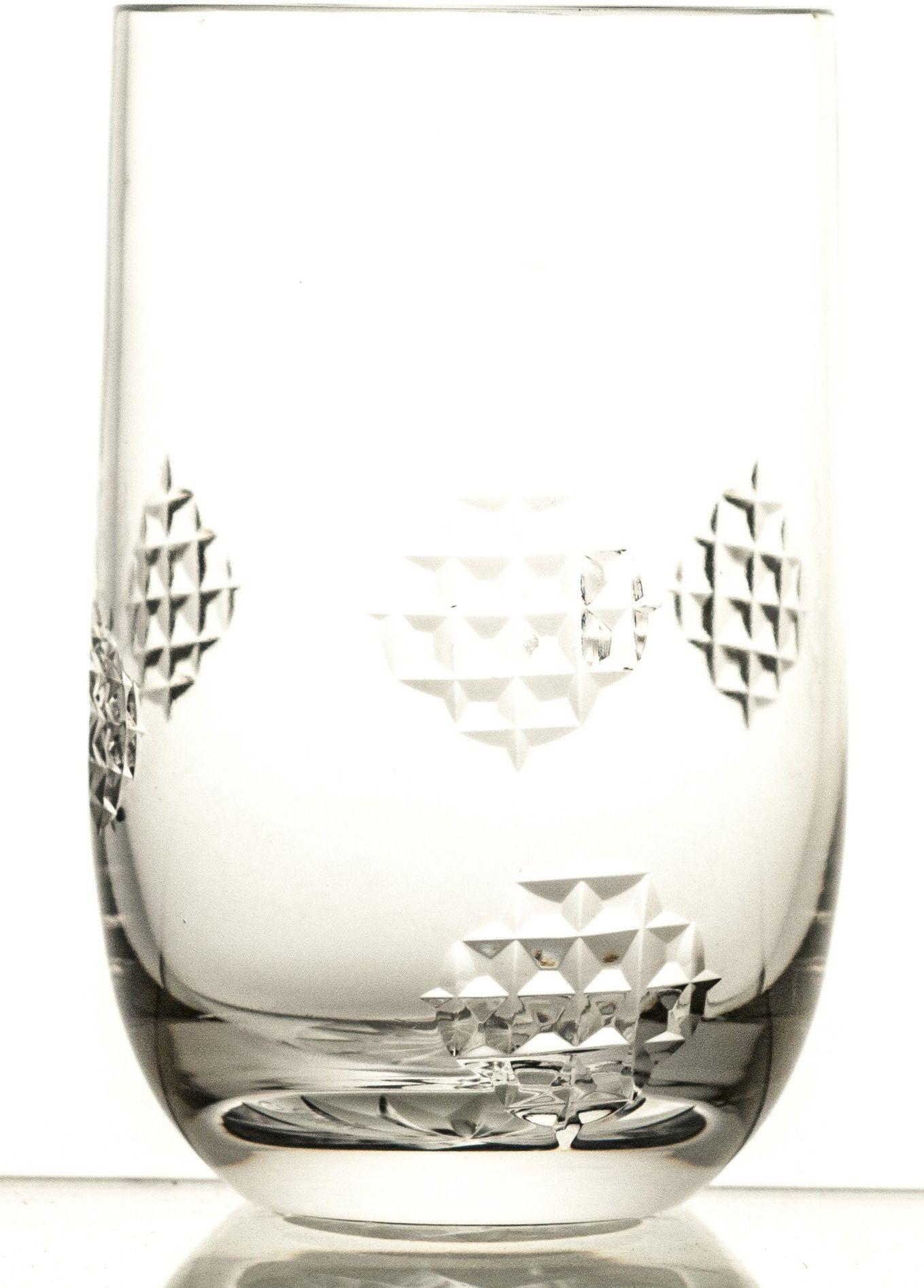 Szklanka kryształowa Łatki do napojów 08539