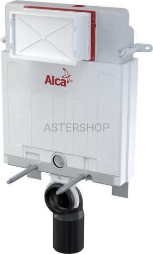 Spłuczka podtynkowa do zabudowy ciężkiej Alcamodul AM100/850